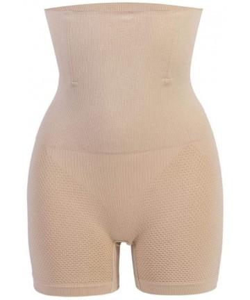 Women-Body-Shaping-High-Waist-Pants-Womens-Breathable-Trigonometric-Panties-Slim-Seamless-Shaping-Pants-UnderwearSize-L-B07MVSNT