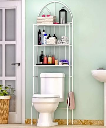 Bathroom-Storage-Shelf-over-the-Toilet-Storage-Rack-Organizer-3-Tier-Metal-White-Space-Saving-for-Bathroom-Toilet-Washing-Machin