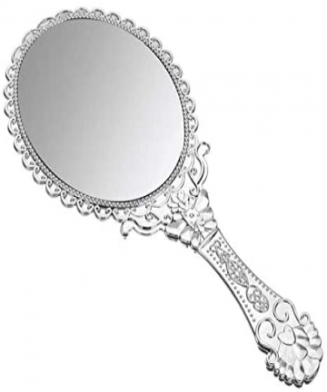 Silver-Color-Makeup-Mirror-Oval-Square-Floral-Hand-Held-Portable-Cosmetic-Mirrors-Retro-Pattern-Beauty-Salon-Mirror-B07MWK7FY6