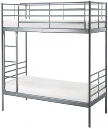 Heavy-Duty-Steel-Bunker-Bed-190x90cm-Silver-Without-Mattress-B07MCN6MNN