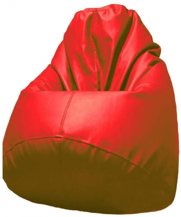 LEFFEH-LOUNGER-BEAN-BAG-XL-RED-B07P83LB4F