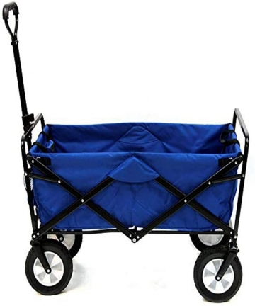 COOLBABY-Multi-functional-childrens-cart-can-be-folded-into-a-portable-outdoor-four-wheeled-cart-B085T6F3XC
