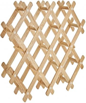 Harmony-2724623300207-Wine-Bottles-Rack-Brown-Wood-2724623300