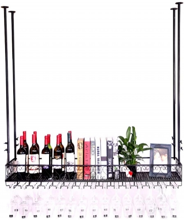 Nordic-Style-Wine-Racks-Bottle-Holder-Stemware-Display-Flower-Rack-Decor-Application-Hanged-Ceiling-Storage-ShelvingAdjustable-H