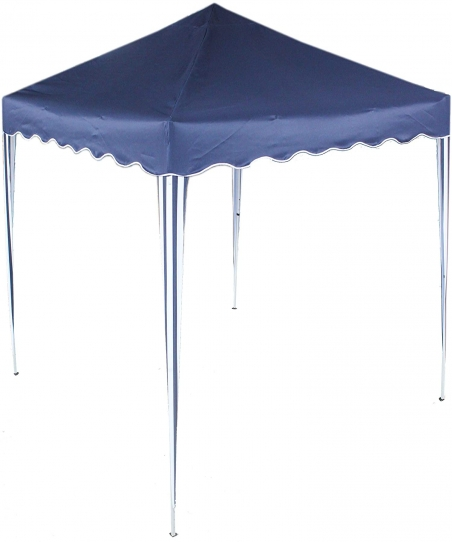 Supreme Camping Easy Pop up 3x4m Blue Canopy Tent - Commercial Instant Shelter with Bag