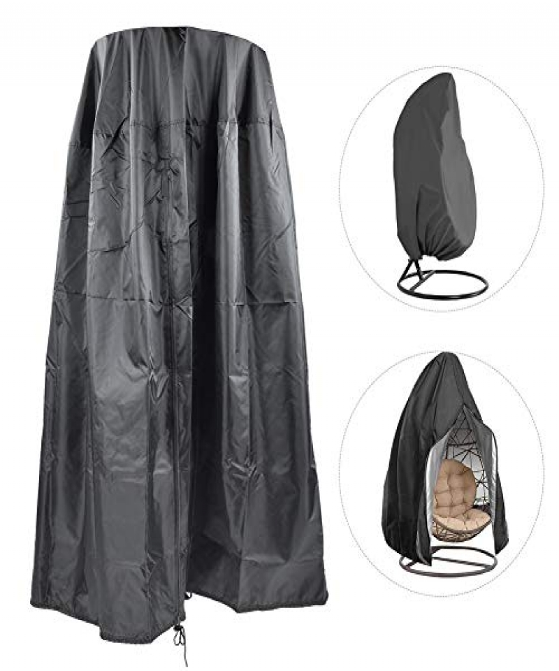 Merry-Christmas-GiftsHanging-Swing-Cover-1PCS-453-x-748in-Cover-Waterproof-420D-Oxford-Cloth-Black-with-Special-Storage-Bag-Swin