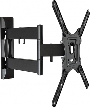 TV-Wall-Mount-Bracket-with-Full-Motion-Swing-out-Tilt-for-Most-32-58-inches-LED-LCD-OLED-Plasma-Flat-Screen-Monitor-Up-to-30kg-B