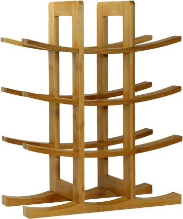 Oceanstar-WR1149-12-Bottle-Natural-Bamboo-Wine-Rack-WR1149