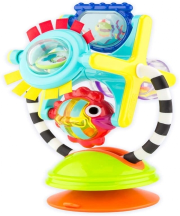 Sassy-Fishy-Fascination-Station-2-in-1-Suction-Cup-High-Chair-Toy-Developmental-Tray-Toy-for-Early-Learning-For-Ages-6-Months-an