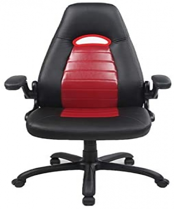 Racoor-Video-Gaming-Chair-Black-and-Red-H-122-cm-x-W-50-cm-x-D-49-cm-2724564414