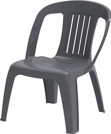 Cosmoplast-IFOFXX004CG-Contessa-Chair-for-Indoors-and-Outdoors-Plastic-22-kg-Cool-Grey-W-460-x-H-850-x-D-540-cm-IFOFXX004C