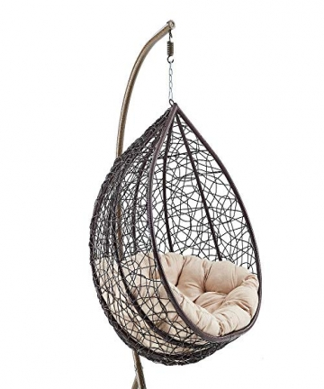 Danube-Home-Archi-Swing-Chair-Beige-H74-x-W105-x-D124-cm-B08LDK6CY6