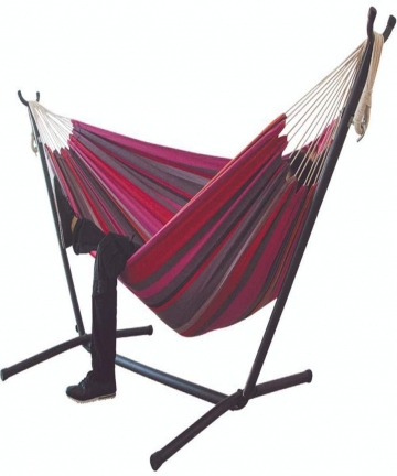 Double-Cotton-HammockHanging-Chair-Large-Hammock-For-Garden-Courtyard-Indoors-B089R3DD4B