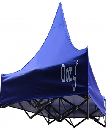 QOZY-3x3m-Gazebo-Outdoor-Pop-Up-Tent-Folding-Marquee-Party-Camping-Market-Canopy-Shade-Pavilion-Shelter-Event-BBQ-Outdoor-Garden