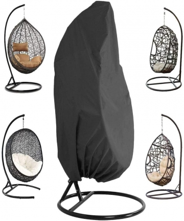 QOZY-Hanging-Chair-Cover-for-or-Single-Swinging-Egg-ChairPod-Chair-Patio-CoverWaterproof-Dust-Proof-Anti-UVWind-Protective-Cover