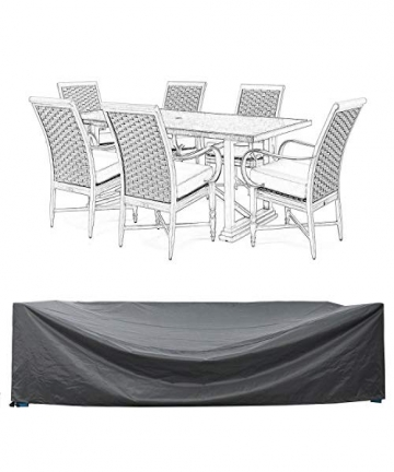 WOMACO-Patio-Cover-Outdoor-Furniture-Lounge-Porch-Sofa-Waterproof-Dust-Proof-Protective-Covers-84x52x29-Black-B07D56HJ11