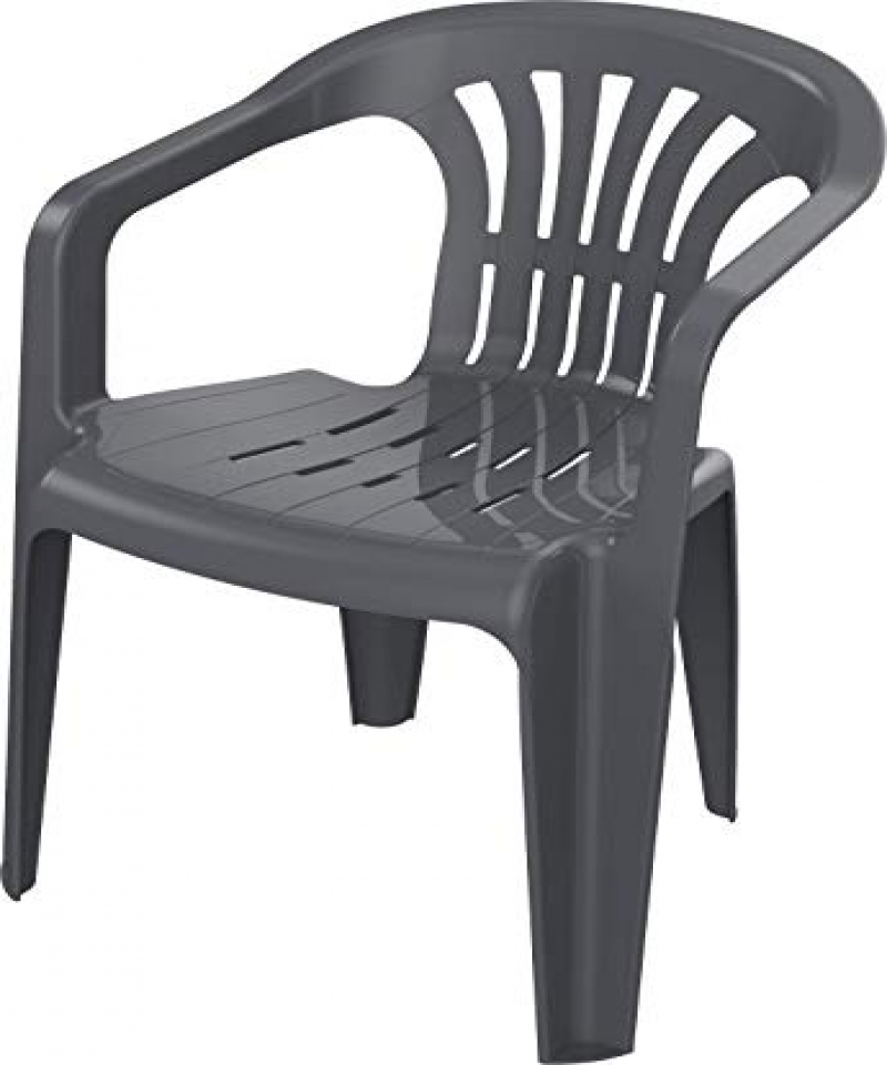 Cosmoplast-6291048134602-Duchess-Armchair-for-Indoors-and-Outdoors-Plastic-26-kg-Cool-Grey-W-560-x-H-750-x-D-570-cm-6291048134