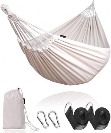 Anyoo-Single-Cotton-Outdoor-Hammock-Multiples-Load-Capacity-Up-to-450-Lbs-Portable-with-Carrying-Bag-for-Patio-Yard-Garden-AY-St
