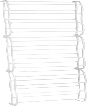 Non-slip-36-pair-Over-The-Door-Hanging-Shoe-Rack-Organizer-White-B07NVR9P45