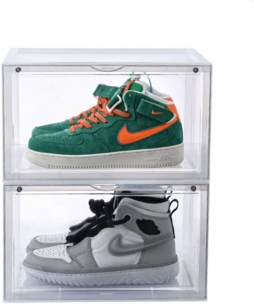 Clear-Shoes-Boxes-Magnetic-Side-Open-Transparent-Sneaker-Storage-Shoes-Box-Stackable-Foldable-Storage-Shoe-Boxes-One-Box-B0885X3