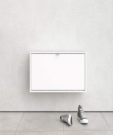 Tvilum-Shoe-Cabinet-White-59000-590004949