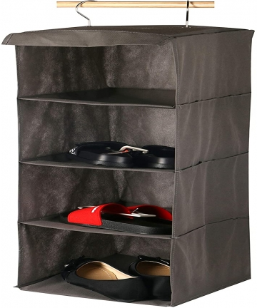 HOMEP-PRO-4-LAYER-HANGING-SHOES-RACK-ORGANIZER-EASY-TO-SET-UP-AND-FOLDABLE-IF-NOT-BEING-USED-30X30X80cm-B07XLKCT79