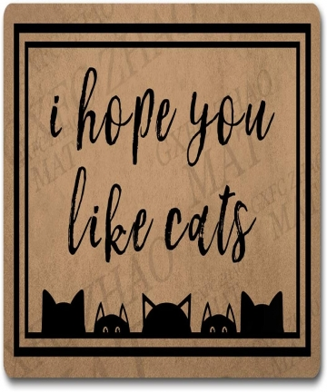 Funny-Welcome-Door-Mats-Decorative-Area-Rugs-for-Entrance-Way-Indoor-Doormat-I-Hope-You-Like-Cats-Personalized-Monogram-Kitchen-