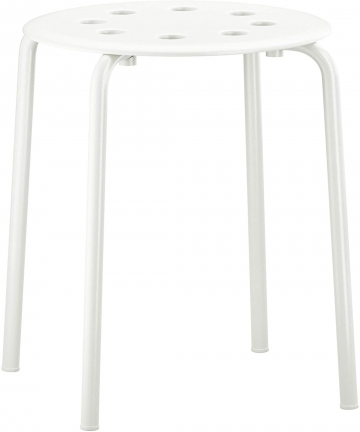 IKEA-Marius-Stool-Stackable-White-90184047-90184047