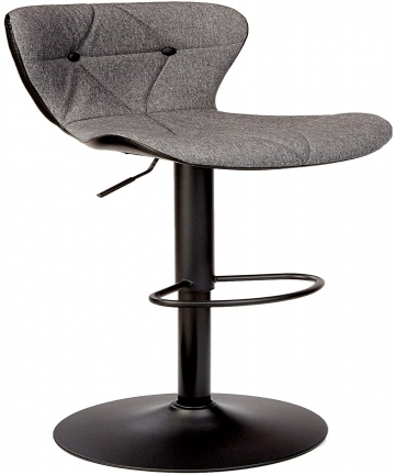 Adjustable-Height-Bar-Stool-Seat-Modern-Airlift-Swivel-Barstool-Mid-Back-Padded-Chair-for-High-Ergonomic-Seating-Heavy-Duty-Cont