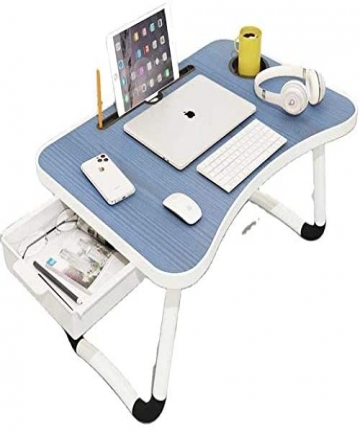 SAC-Laptop-Table-for-Home-OfficePortable-Classic-Bed-Desk-for-WorkingPerfect-Bed-Table-with-Notebook-TrayPortable-desk-with-Fold