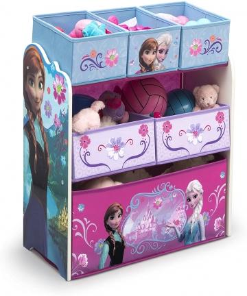Delta-Children-Disney-Frozen-Multi-Bin-Toy-Organizer-BB86683PS-TB84986FZ