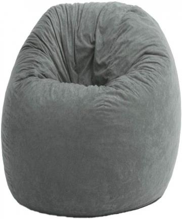 Comfy-Velvet-Bean-Bag-9Silver-B07NY2WC47