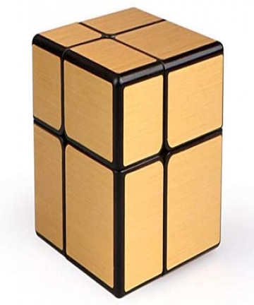 Rubiks-cube-Rubiks-cube-2x2-Cube-Mirror-2x2x2-Magic-Cube-2-Layers-Gold-and-Silver-Sticker-Speed-Cube-Professional-Puzzle-Toy-For