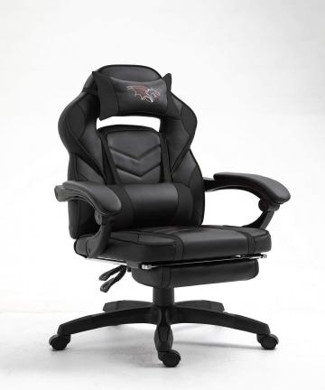 Mahmayi-592-Racing-Style-Ergonomic-High-Back-Gaming-Chair-Height-Adjustment-Headrest-Adjustable-Handrest-Lumbar-Support-E-Sports