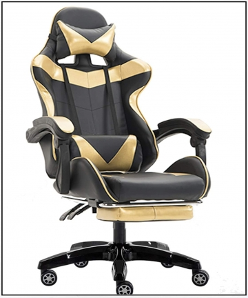 Yalla-Office-Gaming-Chair-PC-Computer-Chair-for-Gaming-for-Office-for-Students-Ergonomic-Lumbar-Back-Support-Pain-Relief-Black-G