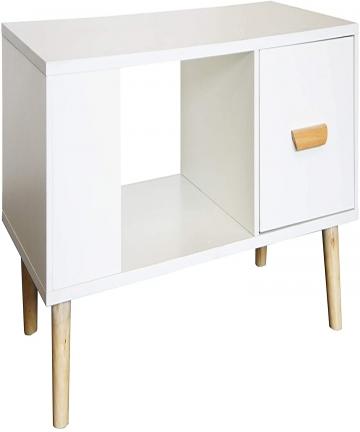 Mahmayi-H302-Modern-Multifunctional-Coffee-Table-Storage-Unit-with-Drawers-and-Storage-Shelf-White-Melamine-H302-Moder
