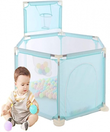 Kids-Playpen-Fence-with-Basketball-Hoop-Playpen-for-Babies-Portable-Foldable-Playard-Center-with-Breathable-Mesh-Gifts-for-Baby-