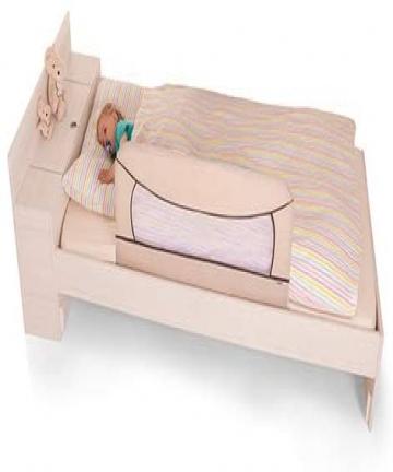 Hauck-Sleep-N-Safe-Bed-Barrier-Beige595947-B07MJC2YMJ