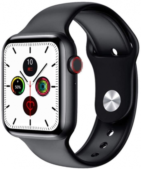 2020 new Smartwatch IWO15 W26 44mm Watch 6 Smart Watch ECG Heart Rate Monitor Temperature Waterproof IP68 PK IWO 11 IWO 8 IWO 1