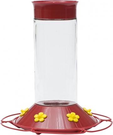 Perky-Pet-209B-Our-Best-Glass-Hummingbird-Feeder-Red-30-OZ-100519681