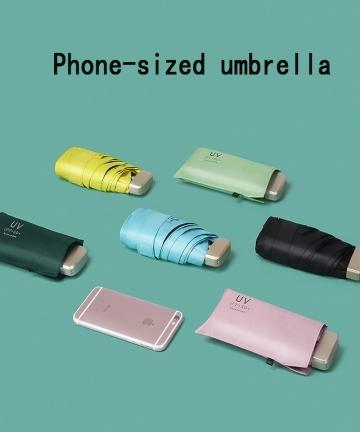 Sun-Umbrella-Very-Small-Mini-Umbrella-Vinyl-Umbrella-Pocket-Sun-Protection-And-Ultraviolet-Protection-Parasol-4001042015354