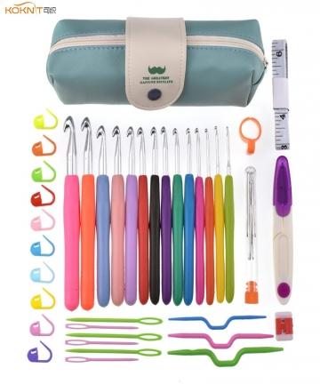 46pcs-8910mm-KOKNIT-Pack-Crochet-Hooks-Set-Big-Size-Soft-Handle-Crochet-Needles-Yarn-Weave-Knitting-Needles-Set-With-Bag-3303567