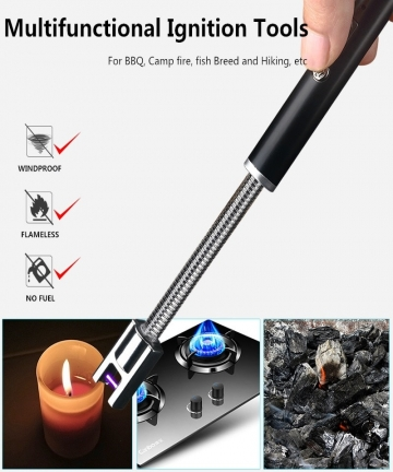 360-Rotation-USB-Rechargeable-Cigarette-Lighters-Long-Kitchen-Electronic-Lighters-Windproof-Plasma-Electric-Novelty-Lighter-ARC-