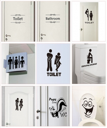 WC-Toilet-Entrance-Sign-Door-Stickers-For-Public-Place-Home-Decoration-Creative-Pattern-Wall-Decals-Diy-Funny-Vinyl-Mural-Art-32
