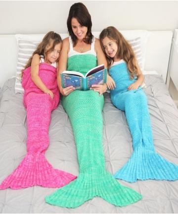 CAMMITEVER-19-Colors-Mermaid-Tail-Blanket-Crochet-Mermaid-Blanket-For-Adult-Super-Soft-All-Seasons-Sleeping-Knitted-Blankets-327