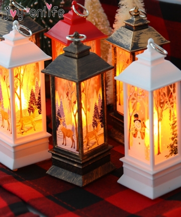 Christmas-Decorations-For-Home-Lantern-Led-Candle-Tea-light-Candles-Xmas-Tree-Ornaments-Santa-Claus-Elk-Lamp-Kerst-New-Year-Gift
