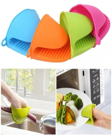 High-quality-1pc-Kitchen-Baking-silica-gel-heat-insulation-clip-anti-scalding-non-slip-gloves-household-bowl-oven-microwave-oven
