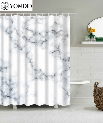 Waterproof-Shower-Curtains-Fabric-Polyester-Marble-Stripes-Printing-Shower-Curtains-5-Color-Available-Bathroom-Shower-Curtains-3