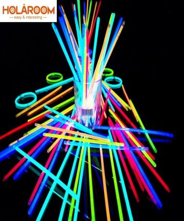 100-Pcs-Party-Fluorescence-Light-Glow-Sticks-Bracelets-Necklaces-Neon-For-Wedding-Party-Glow-Sticks-Colorful-Glow-Stick-50pcs-32