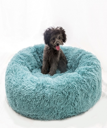 Luxury-Soft-Plush-Dog-Bed-Round-Shape-Sleeping-Bag-Kennel-Cat-Puppy-Sofa-Bed-Pet-House-Winter-Warm-Beds-Cushion-Superior-Comfort